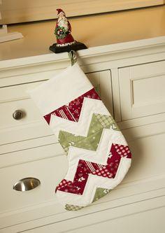 My DIY Christmas: Merry Stockings!