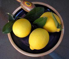 health benefits of lemon
