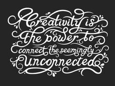 Typography  Quote #typography #design #inspiration