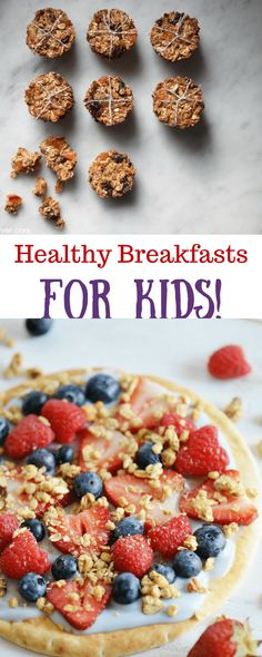 44 Healthy Breakfasts for Kids | homemadeforelle.com