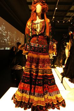 Très Ashley: The Fashion World of Jean Paul Gaultier: From the Sidewalk to the Catwalk in Dallas