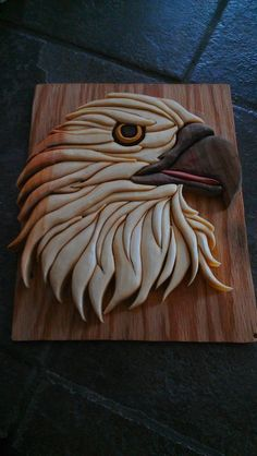 Wood Carving Designs, Wood Carving Art, Bois Intarsia, Intarsia Patterns, Intarsia Woodworking, Scroll Saw Patterns, Indigenous Art, Wood Creations, Wooden Art