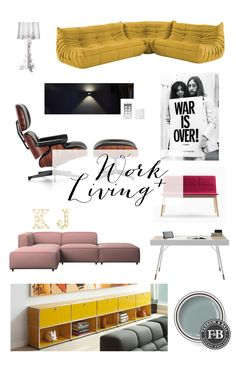 INTERIEUR // WORK & LIVING INSPIRATION (ANZEIGE / ADVERTISEMENT) - Kate Glitter - Fashionblogger – Supermom – Travellover