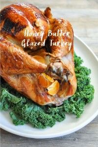 Paleo Honey Butter Turkey - Fed and Fit