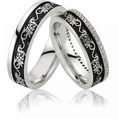 An verighete aur albas is one of the biggest commitments in your life, binding the strong, unique and forever love you have with someone special. Discover the jewelry specialist here! Rings N Things, Forever Love, Gold Bangles, Wedding Rings, Bling, Product Description, Engagement Rings, My Style, Bracelets