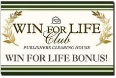 ::: Official Online Entry Form ::: Lorraine cardinale claim yes I want this pch prize forever