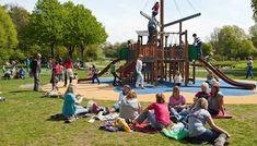 Westbroekpark – Den Haag