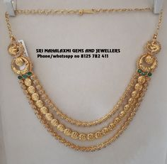 Fine quality uncut Diamonds for best finishing. Presenting some traditional designs of uncut diamond necklaces. Visit s for best designs at most competitive prices. Contact no 8125 782 411 07 August 2019 Antique Jewellery Designs, Gold Jewellery Design, Handmade Jewellery, Gold Temple Jewellery, Indian Jewelry Sets, Gold Jewelry Simple, Necklace Designs, Necklace Ideas, Simple Necklace