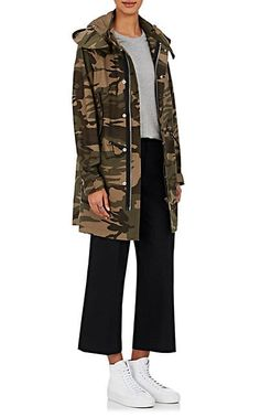 Camouflage Cotton-Bl