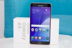 Thay mặt kính Samsung Galaxy A9