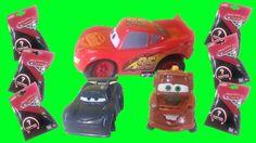 Disney Cars 3  Lightning McQueen Surprise Blind Bags Mini Figure Toys