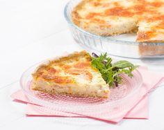 Piirakkapohja, gluteeniton Quiche, Camembert Cheese, Mashed Potatoes, Macaroni And Cheese, French Toast, Gluten, Pizza, Breakfast, Ethnic Recipes