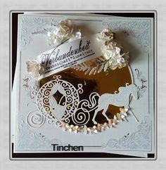 Tinchens - Bastelblog: Noch einmal Hochzeit