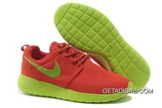 663196497785a Nike Roshe Run Red Green Womens Shoes TopDeals, Price   78.36 - Adidas Shoes,Adidas  Nmd,Superstar,Originals. Air Max 90Nike ...