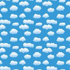 Papéis de nuvens para baixar                                                                                                                                                                                 Mais Printable Scrapbook Paper, Printable Paper, Scrapbook Paper Crafts, Scrapbook Albums, Cloud Wallpaper, Wallpaper Backgrounds, Instagram Frame, Pattern Paper, Pattern Wallpaper