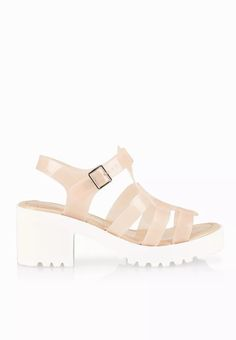 Shop neutrals Ceola Strappy Platform Jelly Strap Sandals from Call it spring neutrals at Namshi.com - Women Shoes, Clothes, Accessories, Bags in UAE