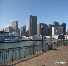 Du Pier 7 San Francisco Skyline, New York Skyline, Travel, Viajes, Traveling, Tourism, Outdoor Travel