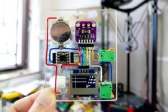 Circuit Visualization: This instructables show how to visualize the circuit design in real life. Electronics Projects, Diy Electronics, Arduino, Diy Phone Stand, I Am An Engineer, Electronic Workbench, Raspberry Pi Projects, Circuit Design, Electronic Engineering