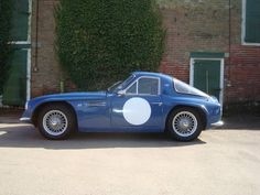 EXTREMELY RARE TVR VIXEN SERIES 1 SHORT WHEEL BASE For Sale (1967)