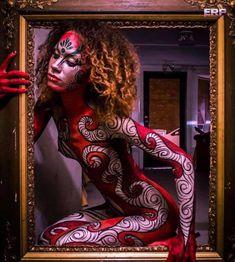 World-African Arts. African Art Paintings, Body Painting, Wonder Woman, Culture, Superhero, People, Yoruba Religion, African, Boss