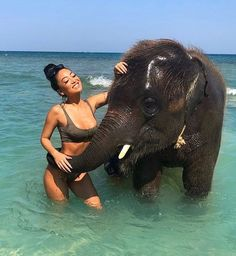Ethical Tourism in Thailand - Phuket's First Elephant Sanctuary Photos Voyages, Beautiful Places To Travel, Travel Aesthetic, Travel Goals, Dream Vacations, Travel Pictures, Trip Planning, Adventure Travel, Travel Inspiration