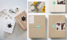 Cómo envolver regalos de forma original?