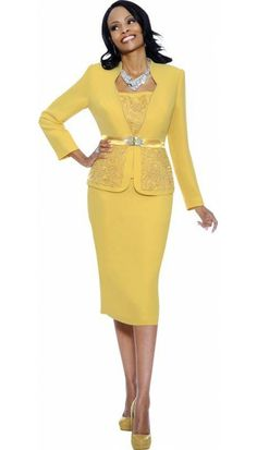 Floral Pattern Church Suit 3524 By Susanna Women Church Suits, Suits For Women, Mom Dress, Dress Up, Pretty Dresses, Beautiful Dresses, Afrocentric Clothing, Womens Dress Suits, Beautiful Suit