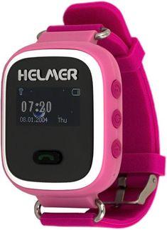 Helmer Chytré hodinky s GPS lokátorem LK 702 růžové + SIM karta GoMobil s kreditem 50 Kč | MALL.CZ Nintendo Consoles, Usb