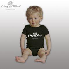 Crazy Rider® Baby Strampler  Biker Streetwear Shop