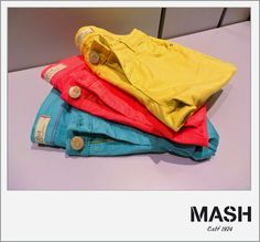 #Trousers / #Pantaloni - #Mash Original price: 54.90€ #Outlet Price: 27.45€  EXTRASCONTI PRICE: 19.90€  Available at Mash - store number 7. Disponibili presso Mash - civico 7. http://www.palmanovaoutlet.it/it