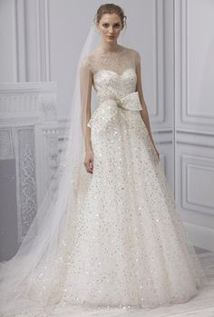 vintage wedding dresses | ... vintage wedding dresses monqiue luillier wedding dresses vintage