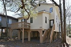 Available starting July 18 206 Oakwood Street 4 Bedrooms Sleeps 8. Just two block to the beach. Call for details Crowley Associates Realty 1800-732-7433