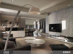 現代風 金湛空間設計 凌志謨 (200883)-設計家 Searchome