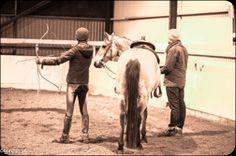 Julerbjudande | Beridet bågskytte och Tornerspel by Dalecarlian Horse Adventures AB