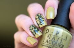 OPI Don`t Talk Bach To Me