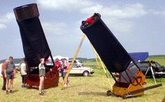 VdS-Fachgruppe Amateurteleskope und Selbstbau - Große Dobsons