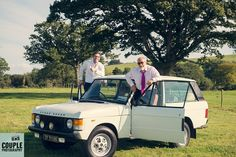 Guests go safari! Irish Marquee wedding photographed by Couple Photography.