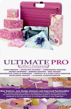 The Ultimate Pro: la valigetta magica per scrap & craft