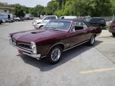 66 GTO. On my top ten muscle car list.