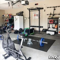 Check out our favorite home gym builds that we saw during the month of August!   There sure were a bunch of good ones...you guys rock 😃 Fear Of Work, Fitness Rooms, Yoga Rooms, August Month, Garage Gym, Dream House Plans, Workout Rooms, At Home Gym, Trx