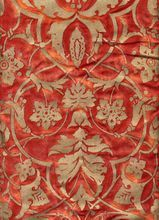 Fortuny Textiles and Papers can be seen throughout Palazzo Lavaca and is one of our most prominent inspirations.