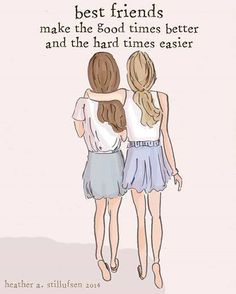 ❤❤❤BFF❤❤❤ The more important thing that u can have . My BFF iLoU ❤❤❤ Friend Quotes For Girls, Bff Quotes, Best Friend Quotes, Cute Quotes, Girl Quotes, Qoutes, Sayings About Friends, Cute Sayings, Play Quotes
