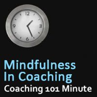 Is Your Mind Full, Or Are You Mindful? Mindfulness describes a state of mind in which you observe thoughts, emotions or actions without judgment, as they pass through awareness. What is experienced is not the definition of reality or to be identified as truth. Learn more about the connection between coaching and mindfulness in this audio. #Coaching101#Mindfulness