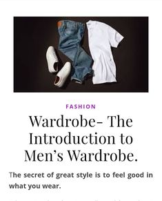 Check out the new blog. Link in bio Men's Wardrobe, News Blog, Feel Good, Feelings, Link, Check, How To Wear, Style, Fashion