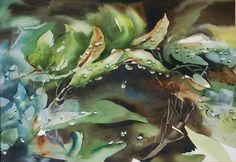 Nadia Tognazzo Watercolor