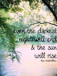 Les Misérables #inspire #quotes