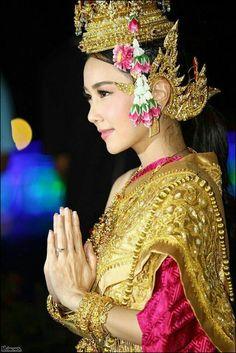 Traditional Thailand Women