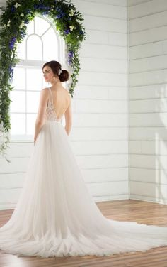 Essense Of Australia Bridal Gown Available At The Shoppe In Crystal City MO 636 931 8464
