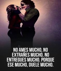 Too late 💔😔 Joker Frases, Joker Quotes, Bitch Quotes, Life Quotes, Betrayal Quotes, Joker Heath, Real Love, Favim, Spanish Quotes