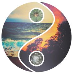 """Yin & Yang = Harmony  """"Take a breath, I say each morning and all through the day, breathe in and remember you can do a good job today with whatever you take on and you can make the choice to live in balance and harmony. Do it."""" http://www.drdebcarlin.com/life-balance-vs-out-of-whack/"""